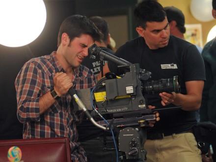 Andrew, Director of Photography , Professor Film